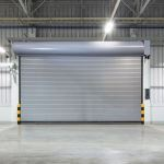 Wayne-Dalton - Models 800 HC and 800C HC High Cycle Rolling Service Doors