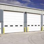 Wayne-Dalton - Model 216 Non-Insulated Sectional Steel Door