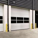 Wayne-Dalton - Model 220 Non-Insulated Sectional Steel Door