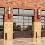 Wayne-Dalton - Model 453 Commercial Glass Aluminum Doors