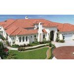 "MCA Clay Roof Tile - One Piece ""S"" Mission Tile"