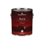 Benjamin Moore & Co - Aura® Waterborne Exterior Paint - CAN