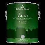 Benjamin Moore & Co - Aura Exterior Paint Flat - Flat (629) - USA