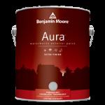 Benjamin Moore & Co - Aura Exterior Paint Satin - Satin (631) - USA