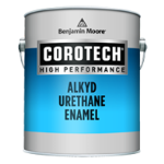 Benjamin Moore & Co - Alkyd Urethane Enamel - Semi-Gloss (V201) - USA