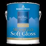 Benjamin Moore & Co - MoorGlo Soft Gloss Finish - Soft Gloss (096) - USA