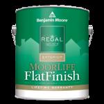 Benjamin Moore & Co - MoorLife Flat Finish - Flat (105) - USA