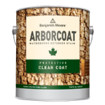 Benjamin Moore & Co - ARBORCOAT Clear Coat - Low Lustre (636) - USA
