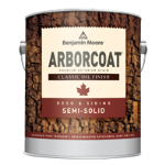 Benjamin Moore & Co - ARBORCOAT Semi Solid Classic Oil Finish - Flat (329) - USA