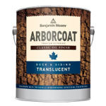 Benjamin Moore & Co - ARBORCOAT Translucent Classic Oil Finish - Flat (326) - USA