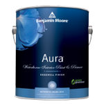 Benjamin Moore & Co - Aura Interior Paint - Eggshell (524) - USA