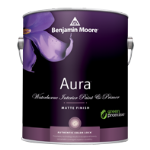 Benjamin Moore & Co - Aura Interior Paint - Matte (522) - USA