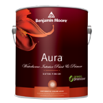 Benjamin Moore & Co - Aura Interior Paint - Satin (526) - USA