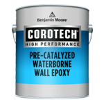 Benjamin Moore & Co - Pre-Catalyzed Waterborne Wall Epoxy - Semi-Gloss (V341) - USA