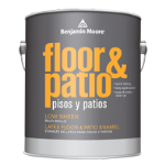 Benjamin Moore & Co - Floor & Patio Low Sheen Enamel - Low Sheen (N122) - USA