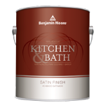 Benjamin Moore & Co - Kitchen and Bath - Satin (322) - USA