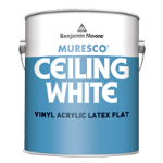 Benjamin Moore & Co - Muresco Ceiling Paint - Flat (258) - USA