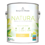 Benjamin Moore & Co - Natura Interior Paint - Flat (512) - USA