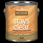 Benjamin Moore & Co - Acrylic Polyurethane - Flat (425) - USA