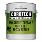 Benjamin Moore & Co - Moisture Tolerant Quick Set Epoxy Sealer - Semi-Gloss (V156) - USA