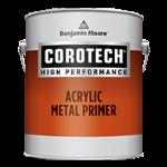 Benjamin Moore & Co - Acrylic Metal Primer - Flat (V110) - USA