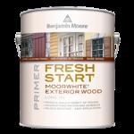 Benjamin Moore & Co - Moorwhite Exterior Wood Primer - Primer (100) - USA