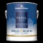 Benjamin Moore & Co - Regal Select Exterior High Build - Soft Gloss (403) - USA