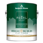 Benjamin Moore & Co - Regal Select Exterior Paint - Flat (400) - USA