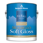 Benjamin Moore & Co - MoorGlo Soft Gloss Finish (096) - USA