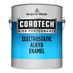 Benjamin Moore & Co - Electrostatic Alkyd Enamel - Semi-Gloss (V260) - USA