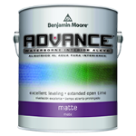 Benjamin Moore & Co - ADVANCE Interior Paint - Matte (791) - USA