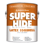 Benjamin Moore & Co - Super Hide Latex - Eggshell (286) - USA