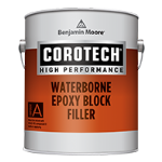 Benjamin Moore & Co - Waterborne Epoxy Block Filler - Flat (V163) - USA
