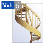 York Spiral Stair - The York 6' Spiral Stair
