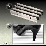 Ohio Gratings, Inc. - Aluminum I-Bar and LiteBar® - SGI and SGLi Series