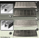 Ohio Gratings, Inc. - Aluminum Industrial Stair Treads