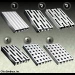 Ohio Gratings, Inc. - Aluminum Plank Grating Series
