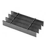 Ohio Gratings, Inc. - Light Duty Steel Welded – W Series Grating