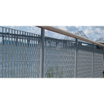 Ohio Gratings Inc. - PressLock Architectural Carbon Steel Fencing
