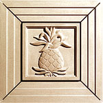 Pineapple Grove Designs - Accessories for Architectural Medallions and Friezes