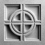 Pineapple Grove Designs - Cross & Ring-116 Medallion