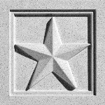 Pineapple Grove Designs - Star-035 Medallion