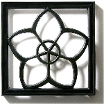 Pineapple Grove Designs - Pentacle Grille-087
