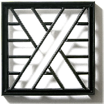 Pineapple Grove Designs - Rod & Strap Grille-073