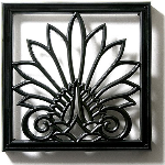 Pineapple Grove Designs - Anthemion Grille-043