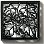 Pineapple Grove Designs - Grape Leaf Grille-064