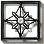 Pineapple Grove Designs - Heraldry Grille-103