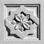 Pineapple Grove Designs - Arabesque-089 Medallion