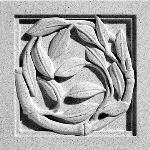 Pineapple Grove Designs - Bamboo Stalk-018 Medallion