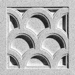 Pineapple Grove Designs - Barrel Diaper-084 Medallion